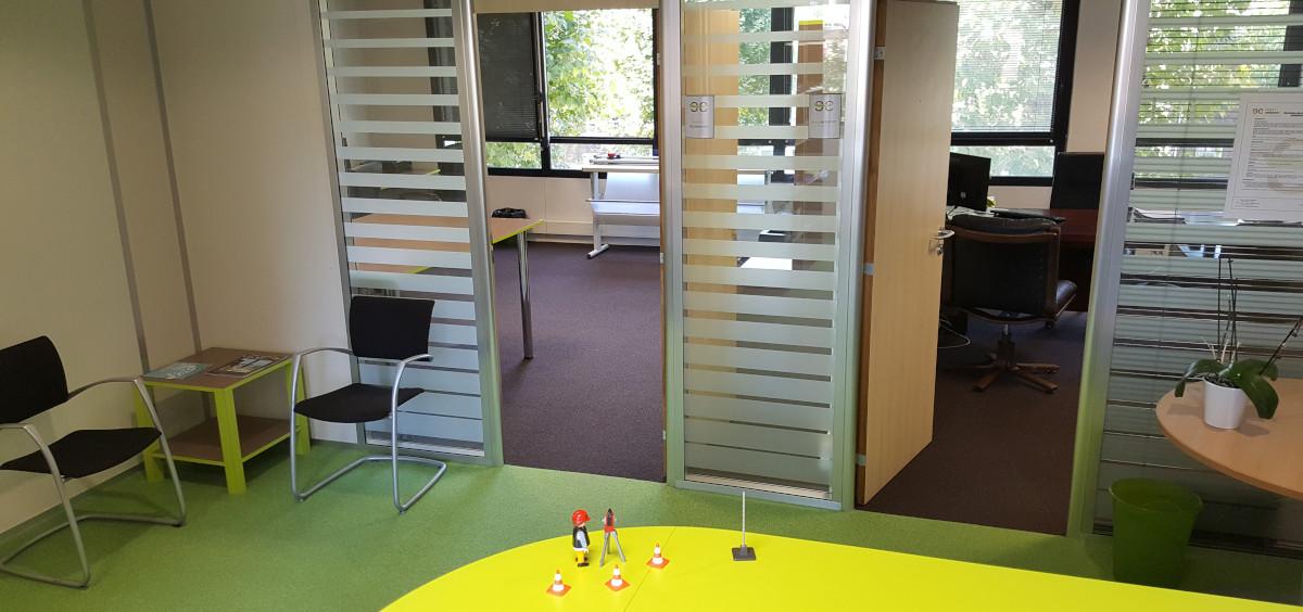 Bureaux cabinet Feret Hebbert Rouen